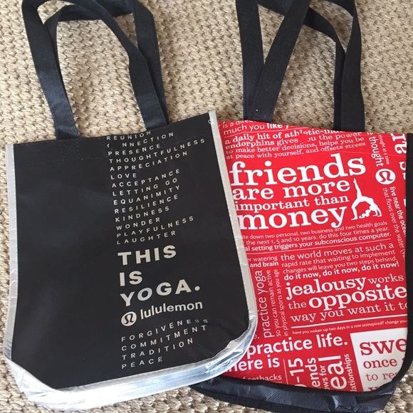 75d70300021 lululemon athletica Bags | Lululemon Shopping | Poshmark